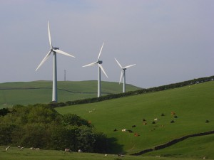 Harlock Hill Wind Farm (Photo by Andrew Smith CC BY-SA)