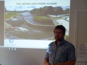 David Mann tells us about Linton Hydro