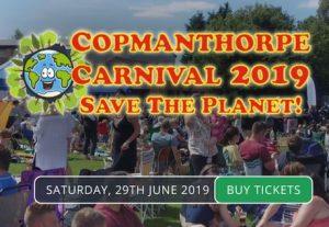 Copmanthorpe Carnival 2019
